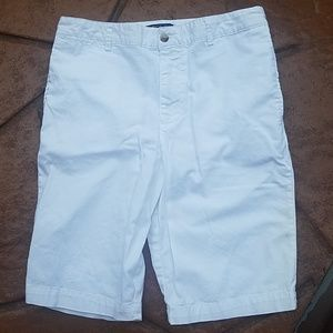 Polo boys White shorts